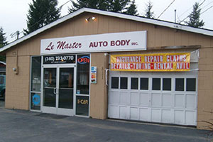 LeMaster Auto Body - Auto Body Services & Collision Repair in Sultan, WA
